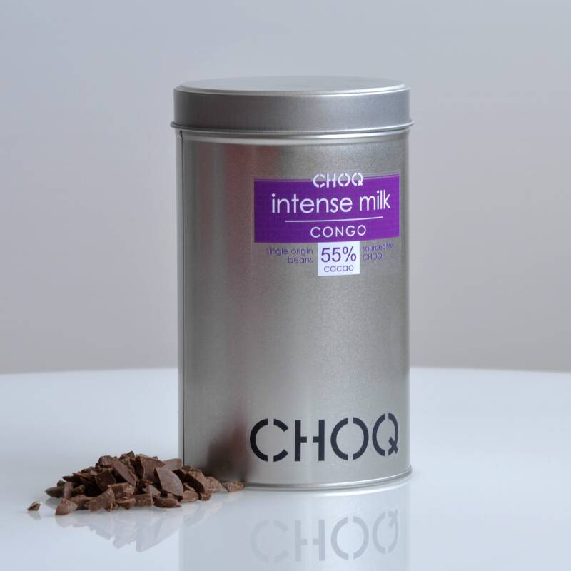 CHOQ intense milk