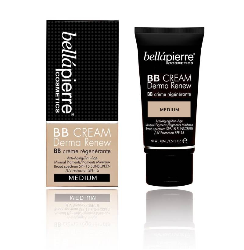 Bellápierre - Derma Renew BB Cream - Medium