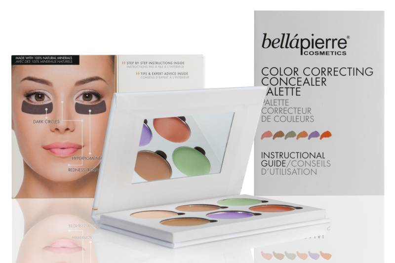 Bellápierre - Color Correcting Palette