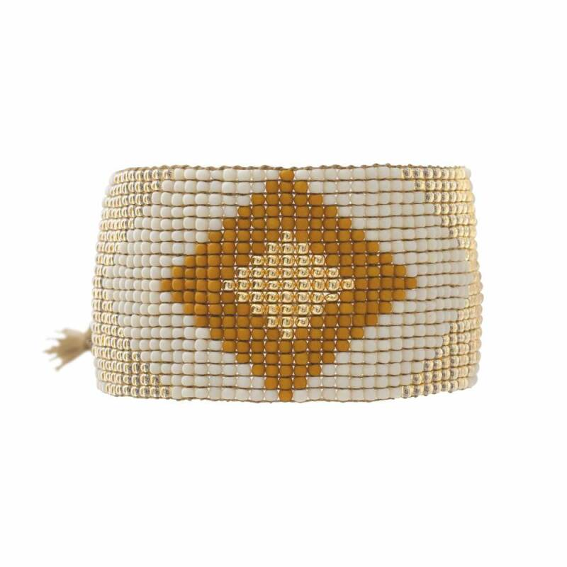 A Beautiful Story - Lovable Citrien Goud Armband