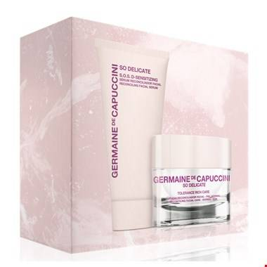 Promotie: So Delicate - Tolerance Care (normal skin) + gratis serum