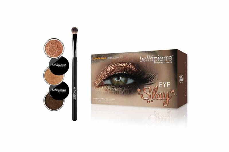 Bellápierre - Eye Slay Kit Copper Glam
