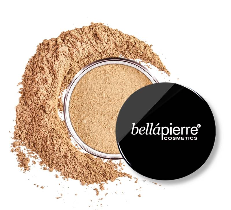 Bellápierre - Mineral Loose Foundation (9g) - Nutmeg