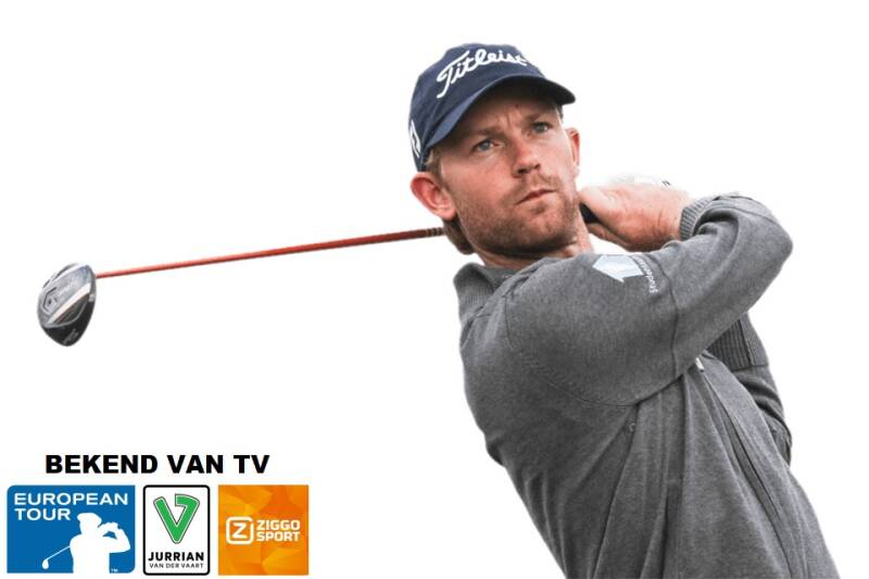DS Golf Swing Masterclass met Tour Professional Jurrian van der Vaart