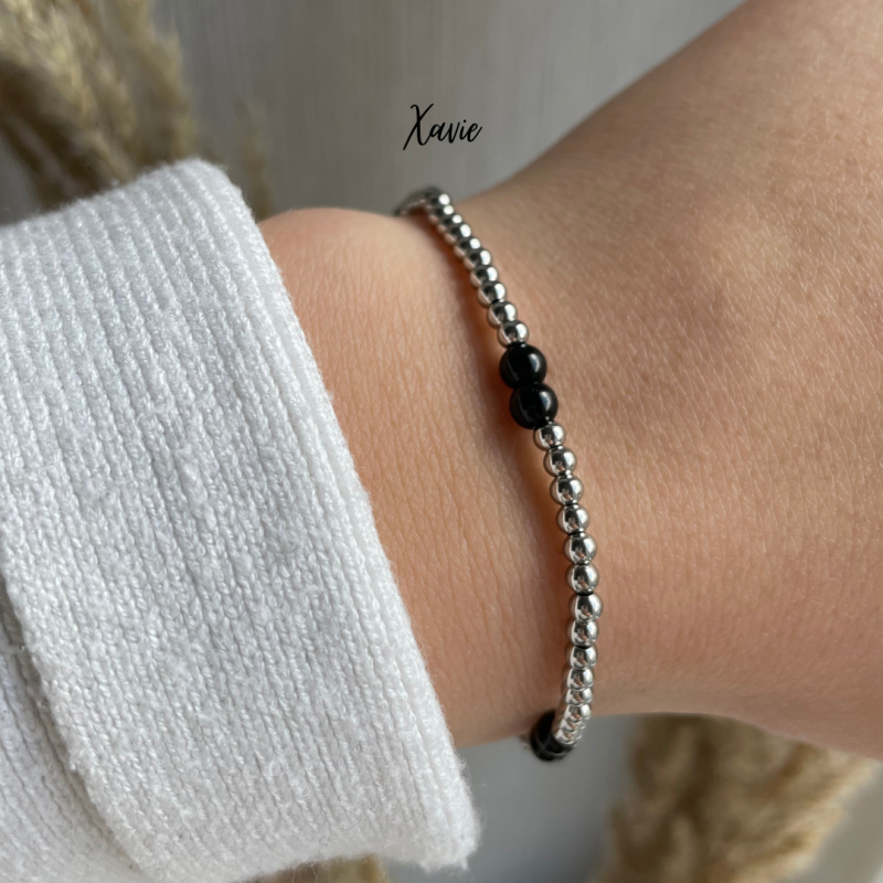 Armband Cecile Zilver