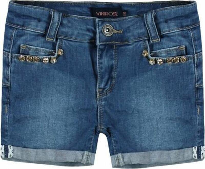 Short Vinrose Nada denim