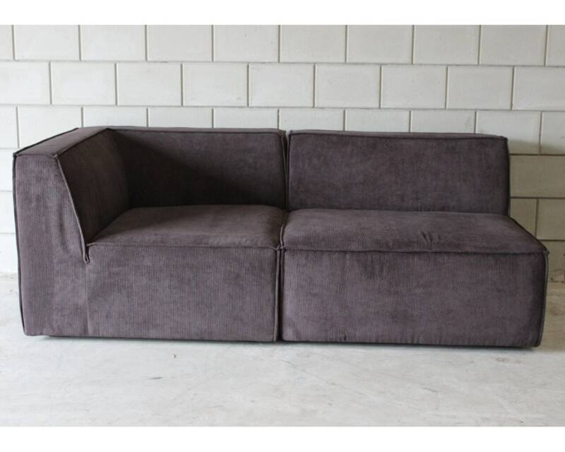 Module bank Sorrento dark plum