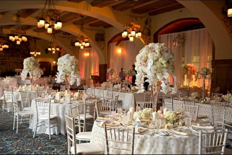 OPULANCE PARTY or WEDDING STYLING
