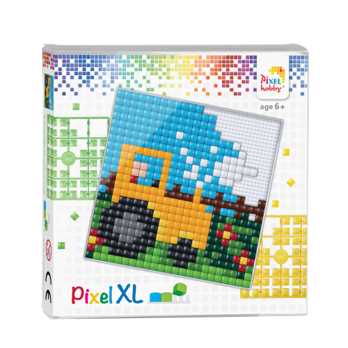 Pixel XL set - tractor