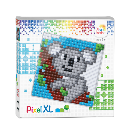 Pixel XL set - koala