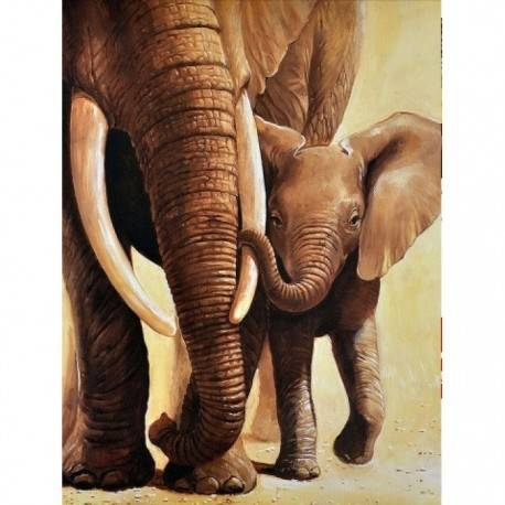 Elephant of the Mother