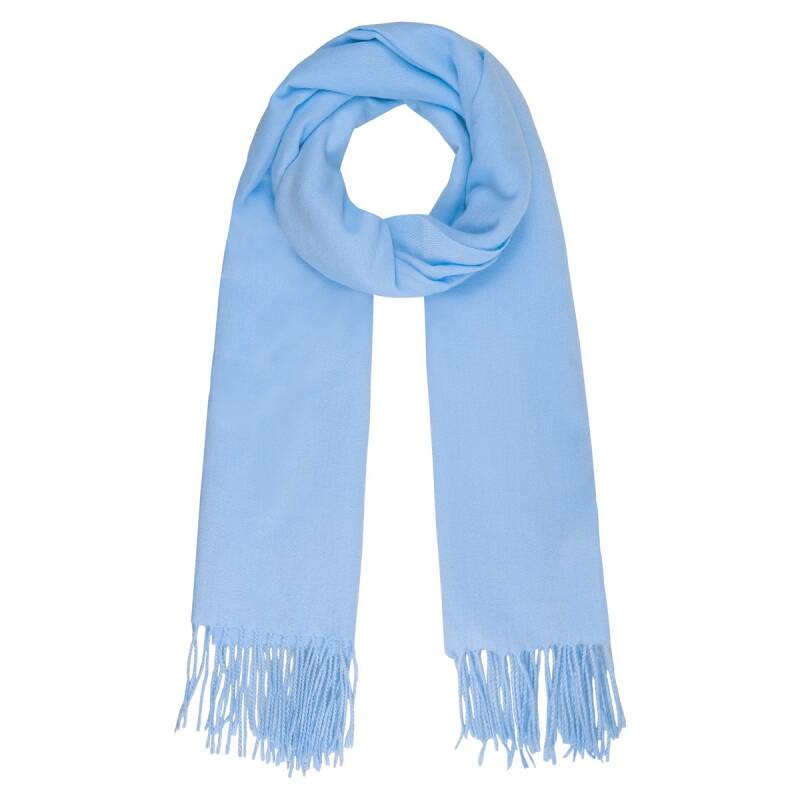 Lovely day scarf baby blue