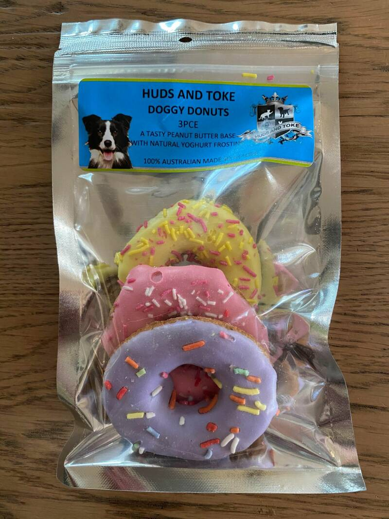 DOGGY DONUTS