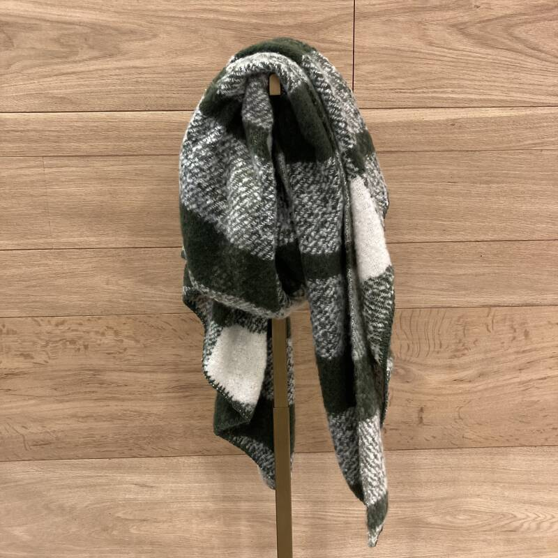ONLY Lima Scarf 03 Groen