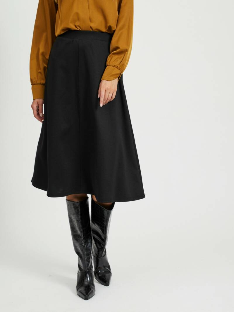 Object Sava Skirt Zwart SALE