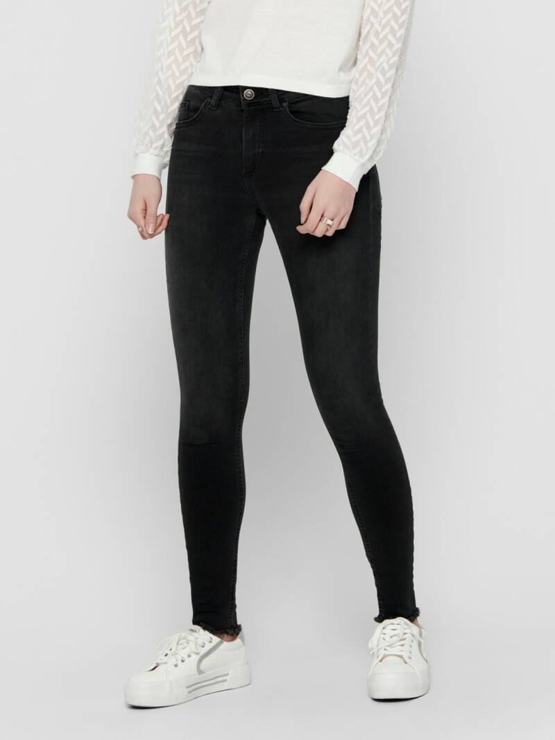 ONLY Blush Jeans Black Washed REA1099