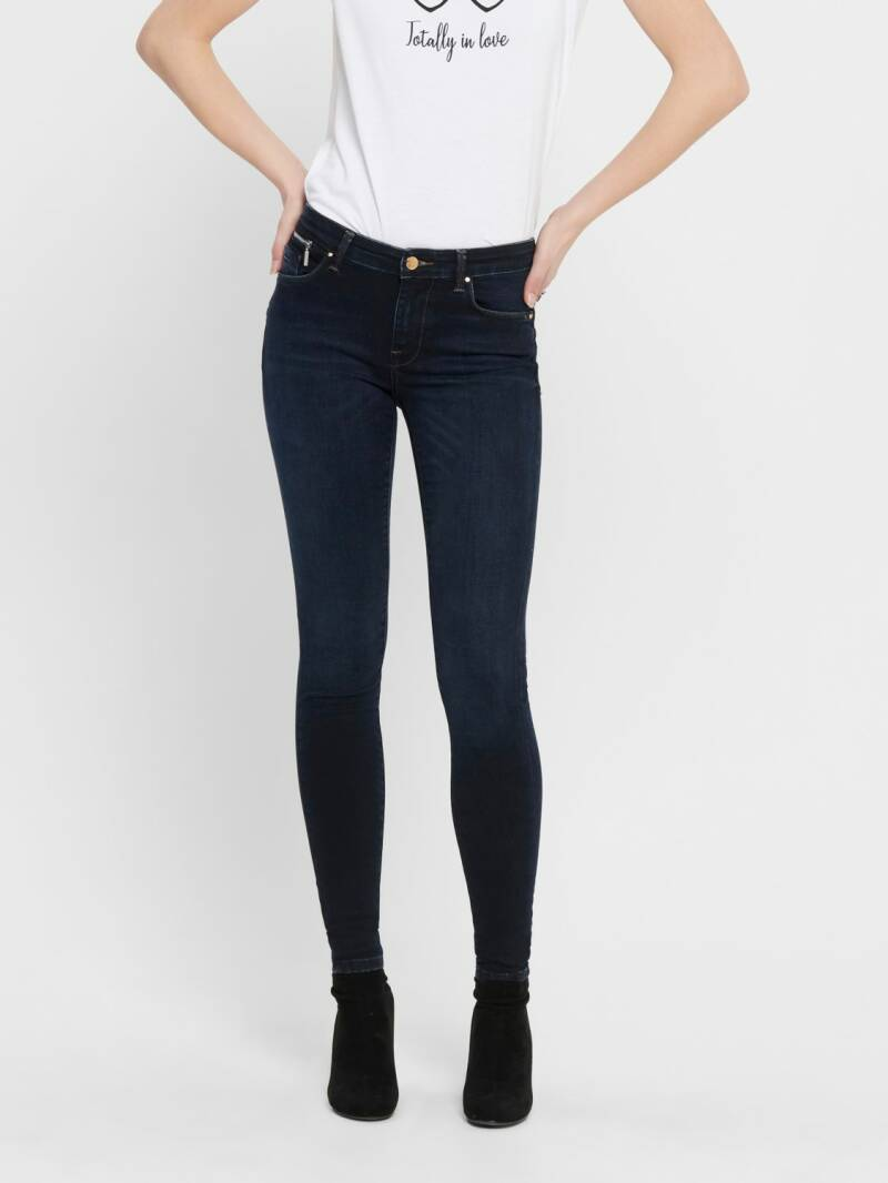 ONLY Isa Jeans REA10098 Dark Blue