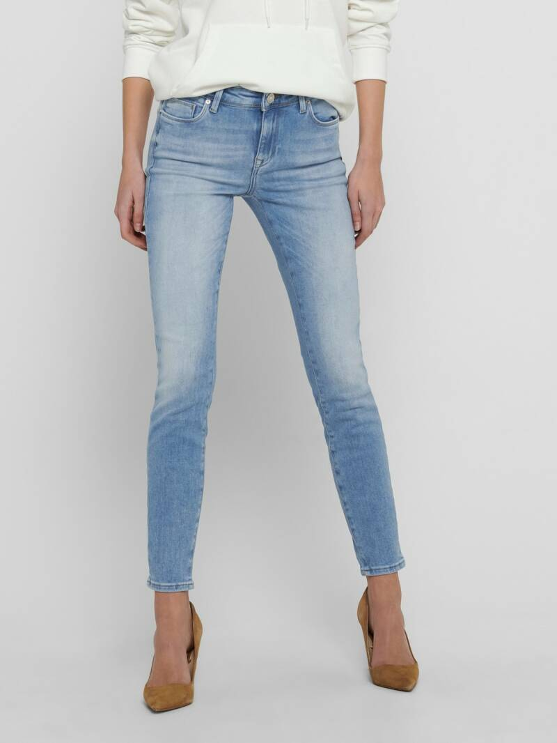 ONLY Shape Jeans REA10186 Lichtblauw