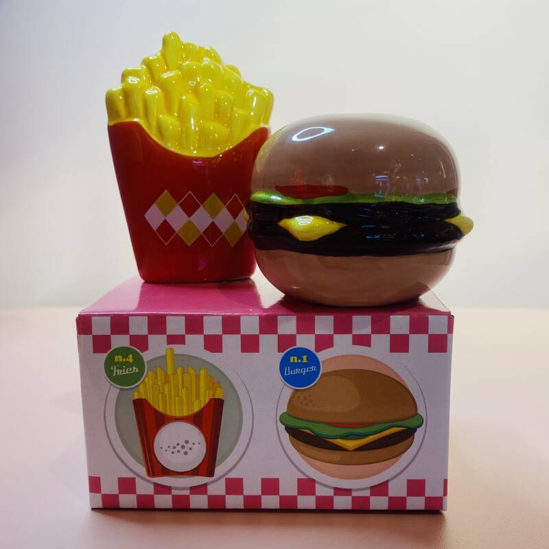 You're the Fries to my Burger