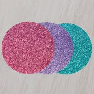 Wilton Cake Boards Glitter Set 3