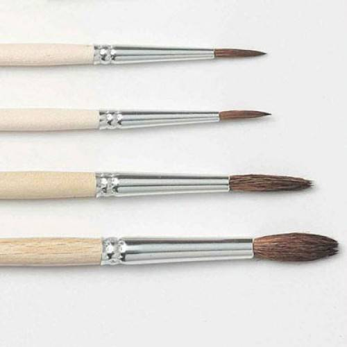 Culpitt Brush set 4 kwasten