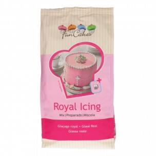 FunCakes Mix voor Royal Icing 900 gram