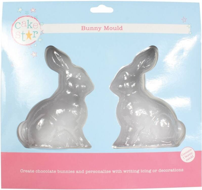 Cake Star Bunny Mould