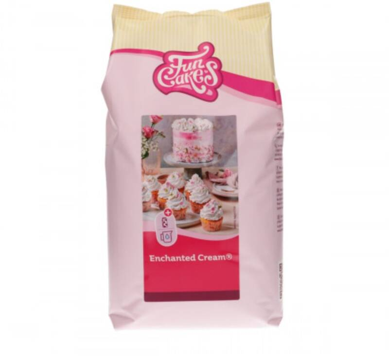 Funcakes mix voor Enchanted Cream 4 kg