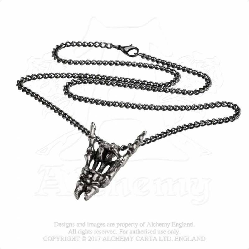 Alchemy England Sign of the horns ketting