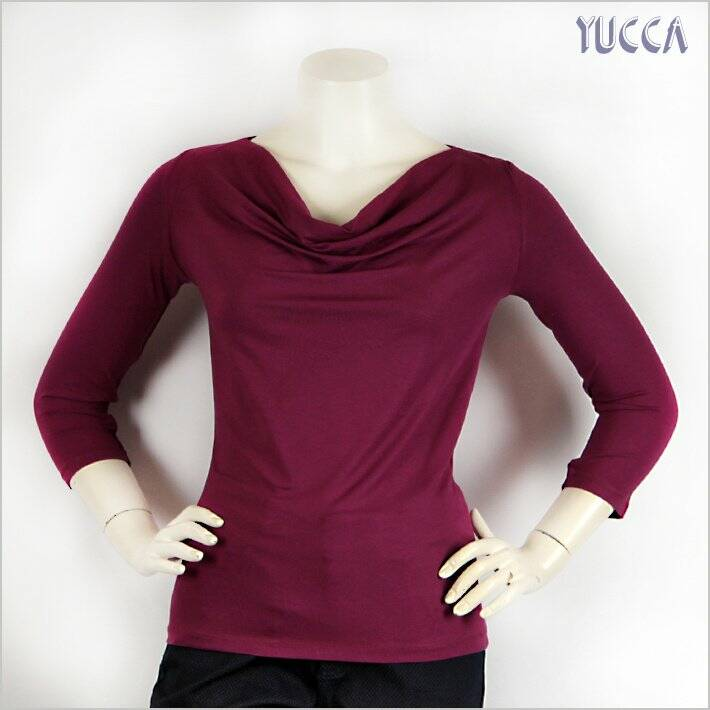 Sippely top Sacho, violet, navy