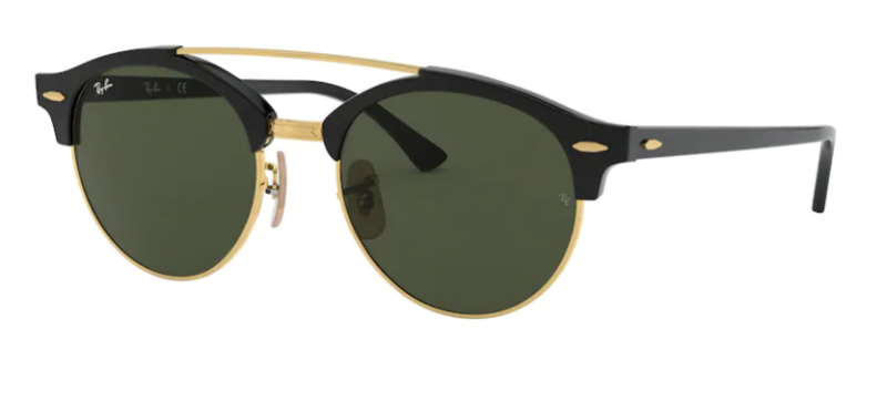 Ray-Ban 4346 Clubround Doublebridge