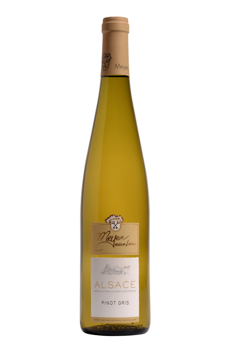Jean-Luc & Bruno Meyer Pinot Gris 2018 - Alsace