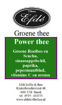 Power thee