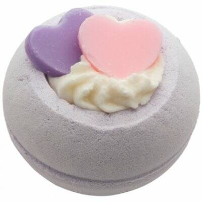 Bath Bomb two hearts
