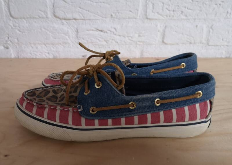 Sperry bootschoenen