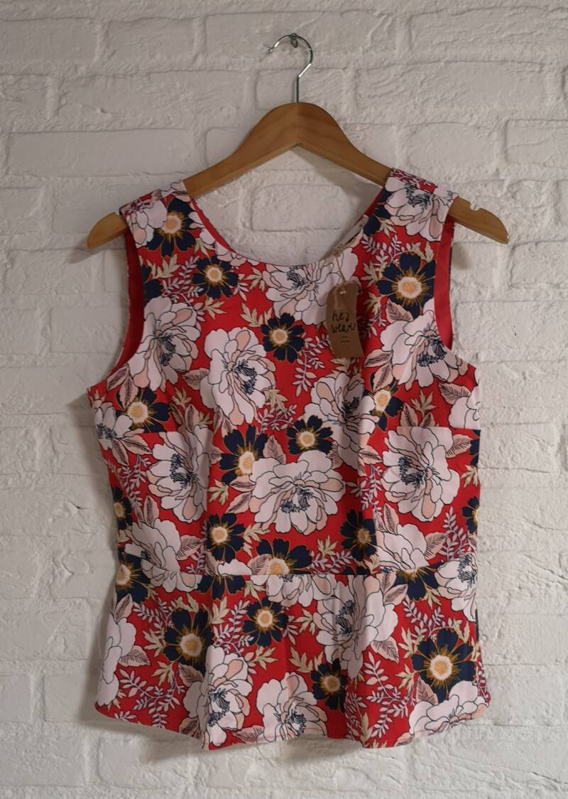 Steps bloemen top
