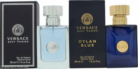 VERSACE HOMME GIFTSET