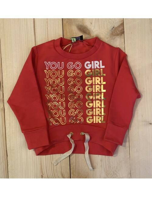 SWEATER 'YOU GO GIRL'