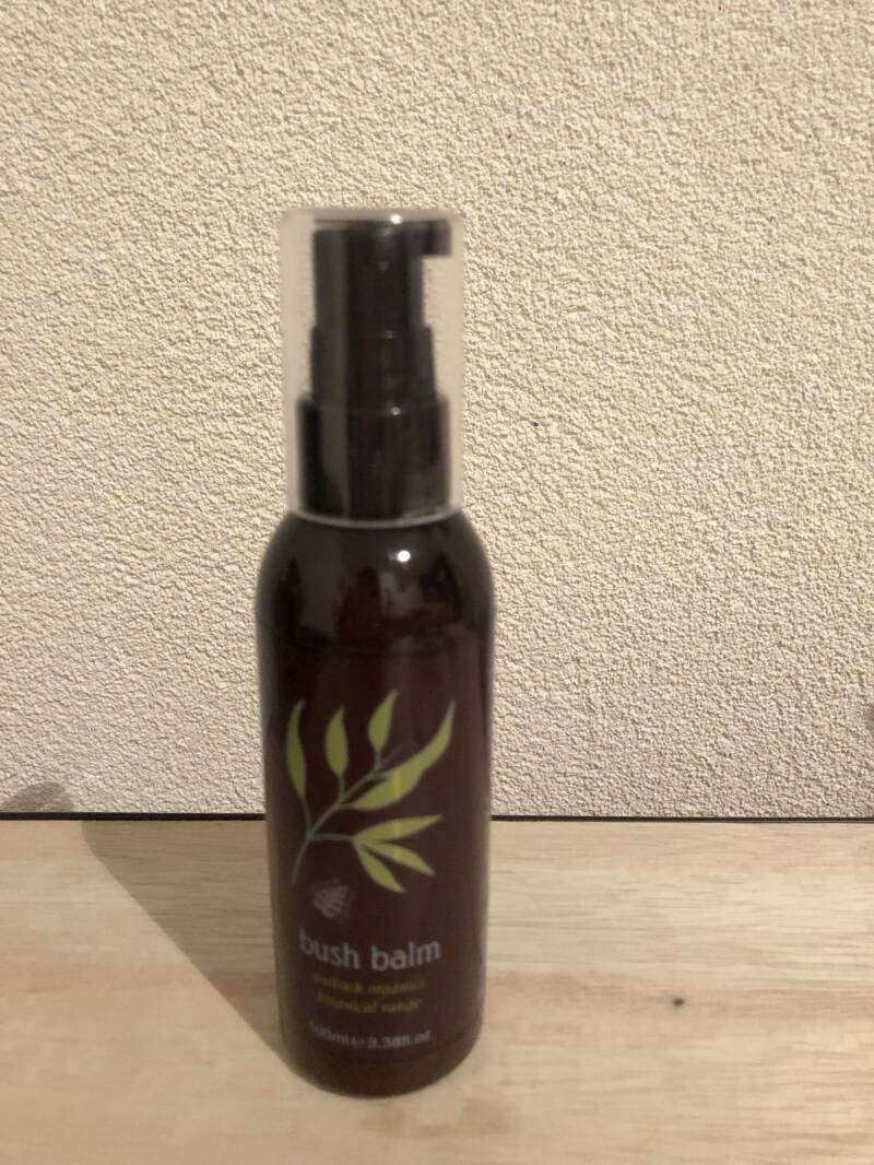 Bush Balm after brazilian care