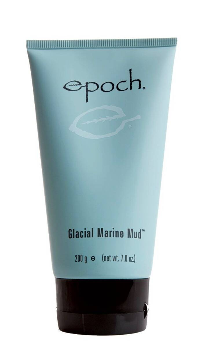 Marine mud mask