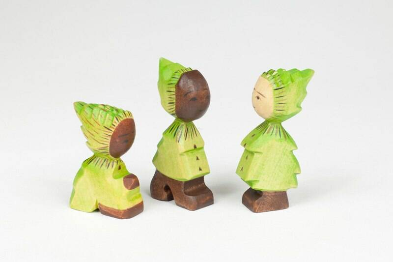 AdP Chestnut Spirit - Green/Dark Sitting