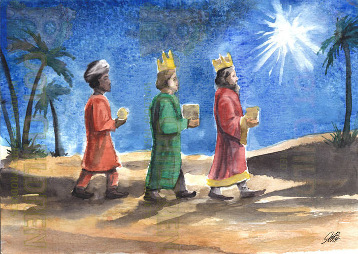 Original - Three Kings