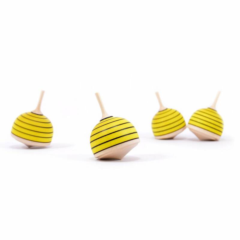 Mader - Spinning Top Bee