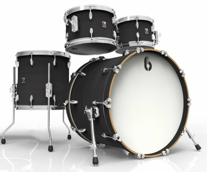 British Drum Co, Legend Fusion 22 Kensington Knight drumset