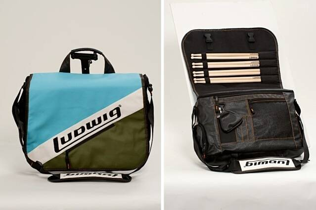 Ludwig Atlas Classic Laptop Bag, LXL1BO