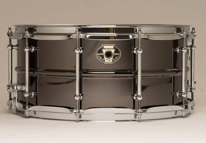 Ludwig Black Magic Snaredrum, LW6514C