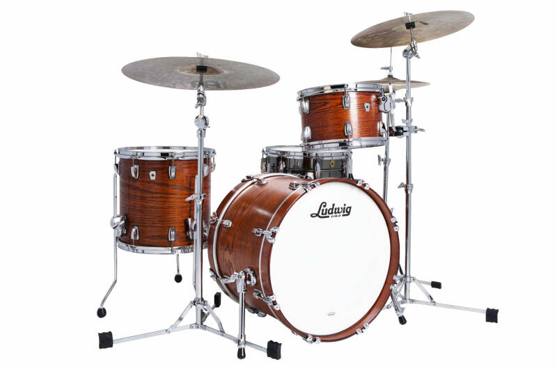 Ludwig Classic Oak L7340AXTW Downbeat Tennesee Whiskey 20""