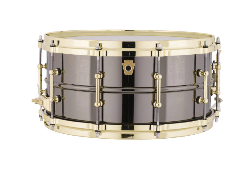Ludwig Black Beauty Snaredrum, LB417BT