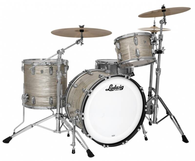 Ludwig Classic Maple, Fab 22""