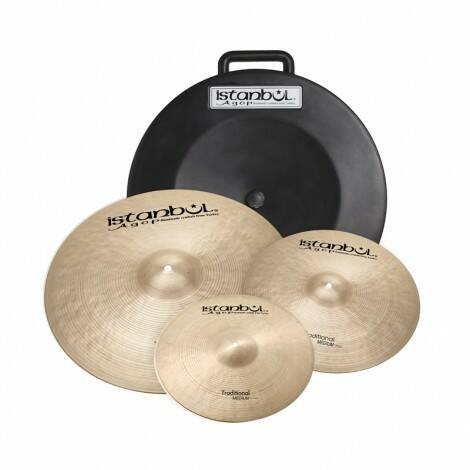 Istanbul Agop ITRS Traditional Series Cymbal Set 14/16/20